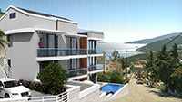 Kalkan Town Center Ventura Apartments